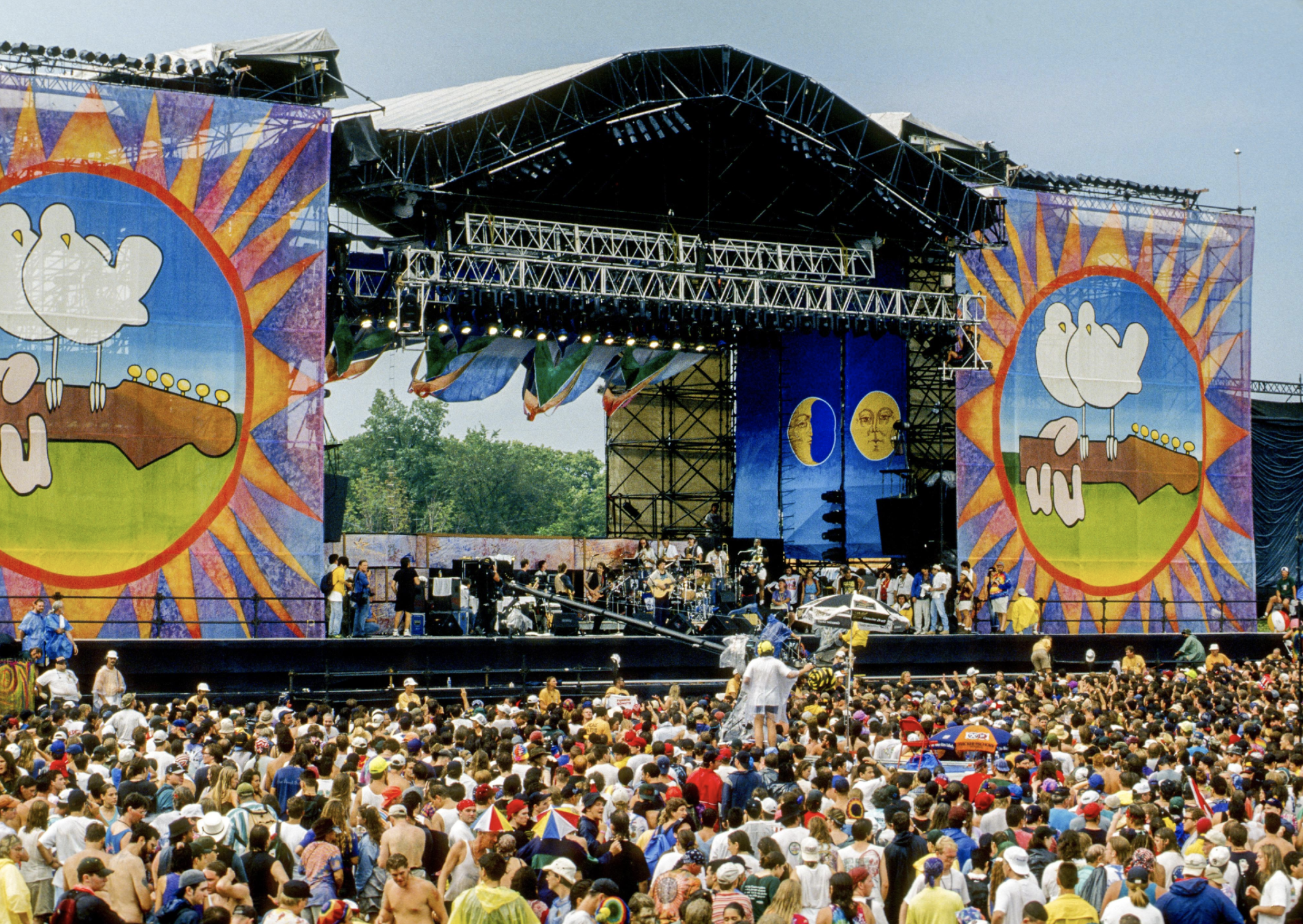 From Woodstock to Coachella: 50 Historic Music Festivals You Can Watch  Online   Stacker