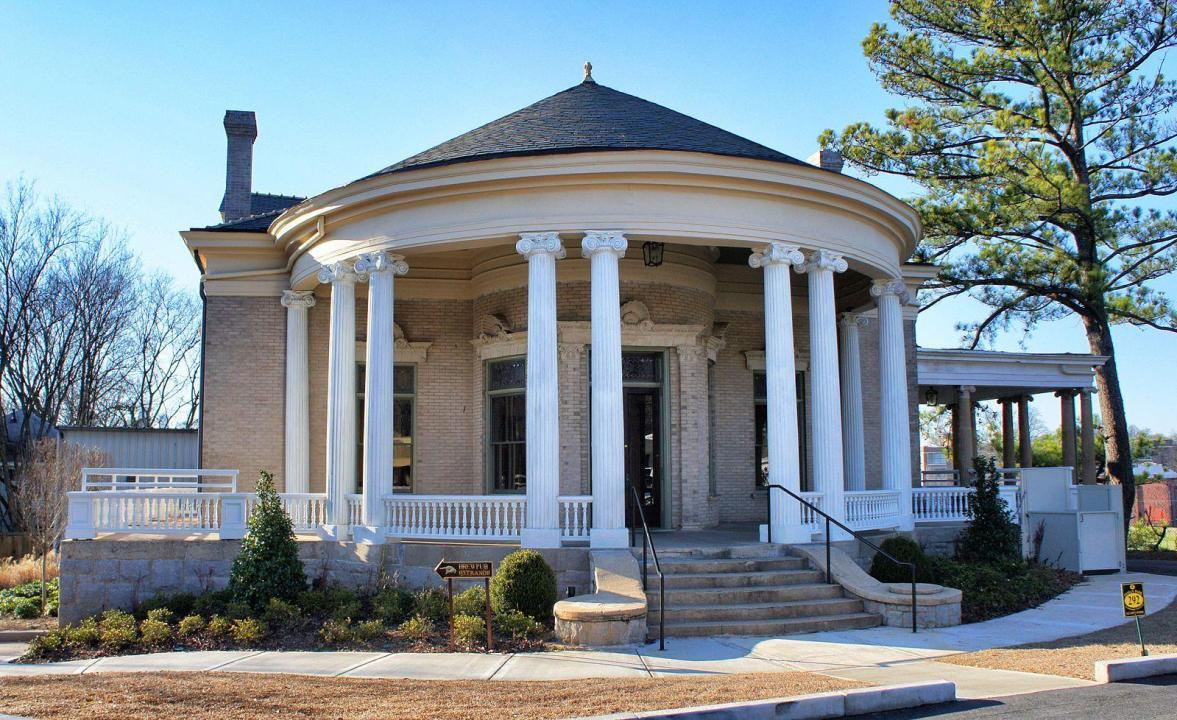 Atlanta, Historic home