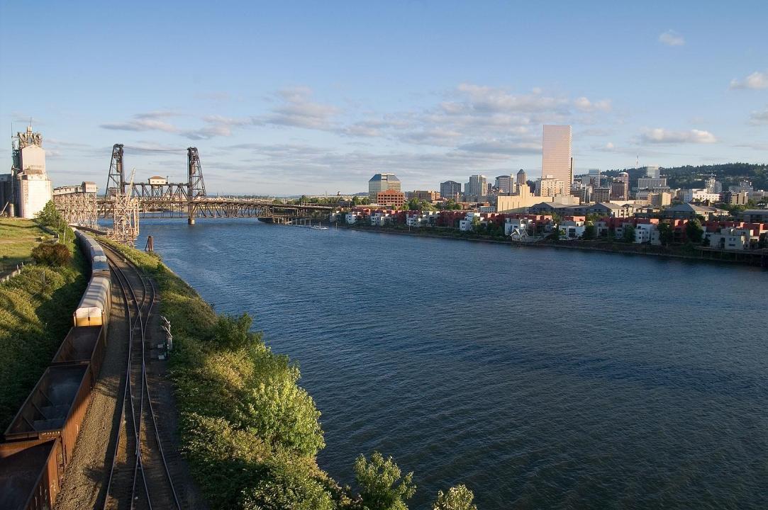 Portland, Bridge