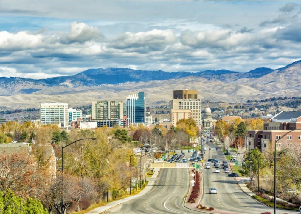 Idaho, Boise