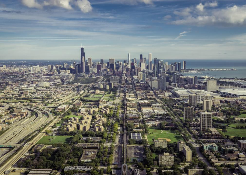 Illinois, city of Chicago