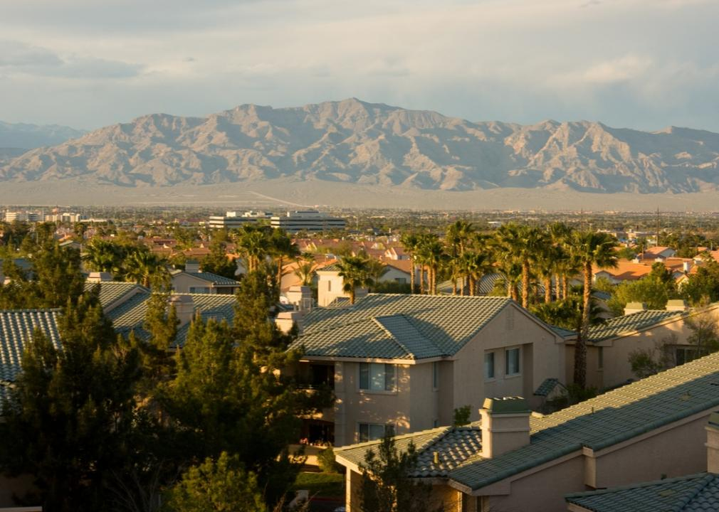 Nevada, Las Vegas suburbs
