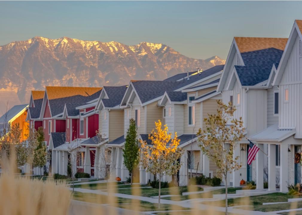 Utah, neighborhood