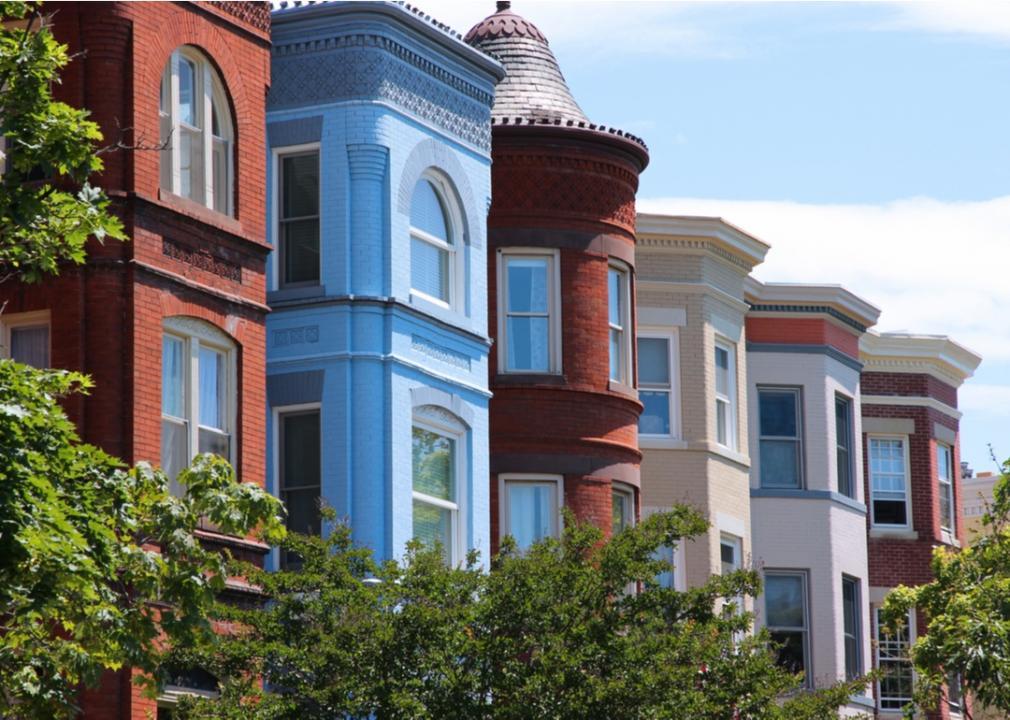 Washington DC, apartments