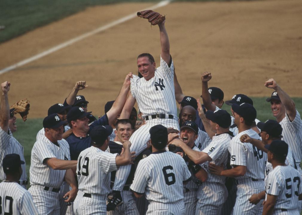 The 1999 New York Yankees