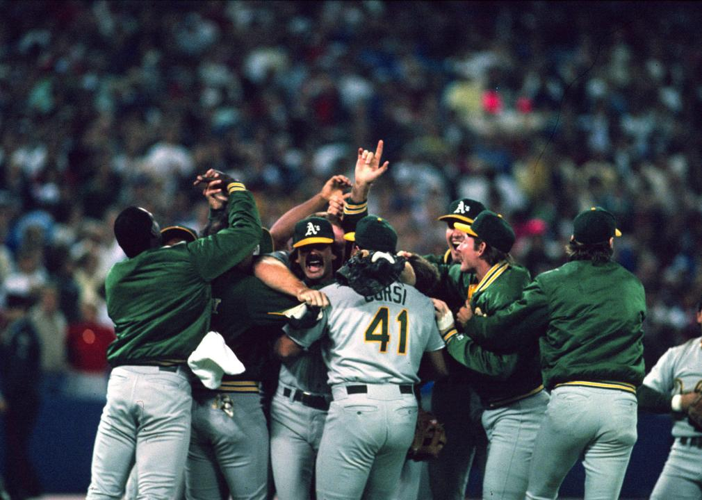 The 1989 Oakland Athletics