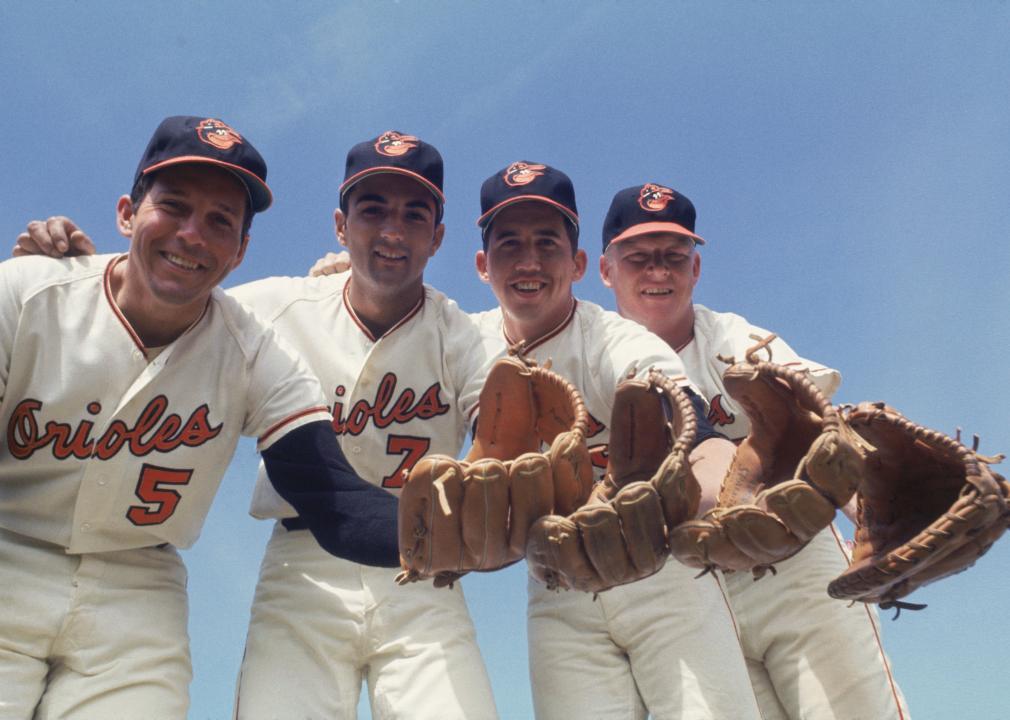 The 1970 Baltimore Orioles