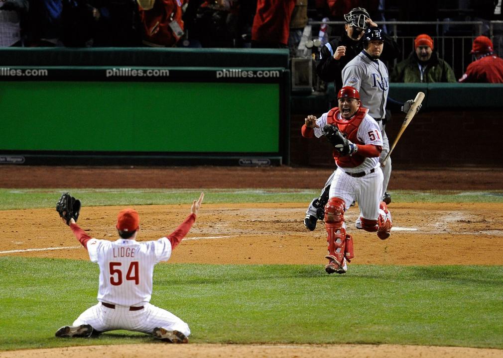 The 2008 Philadelphia Phillies