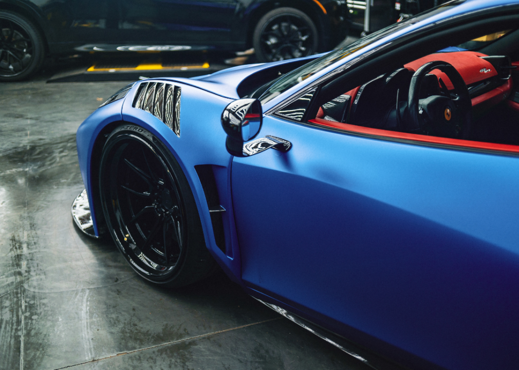 Photo of sports car