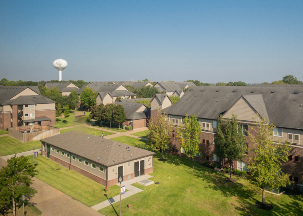 Student housing in Prairie View A&M University