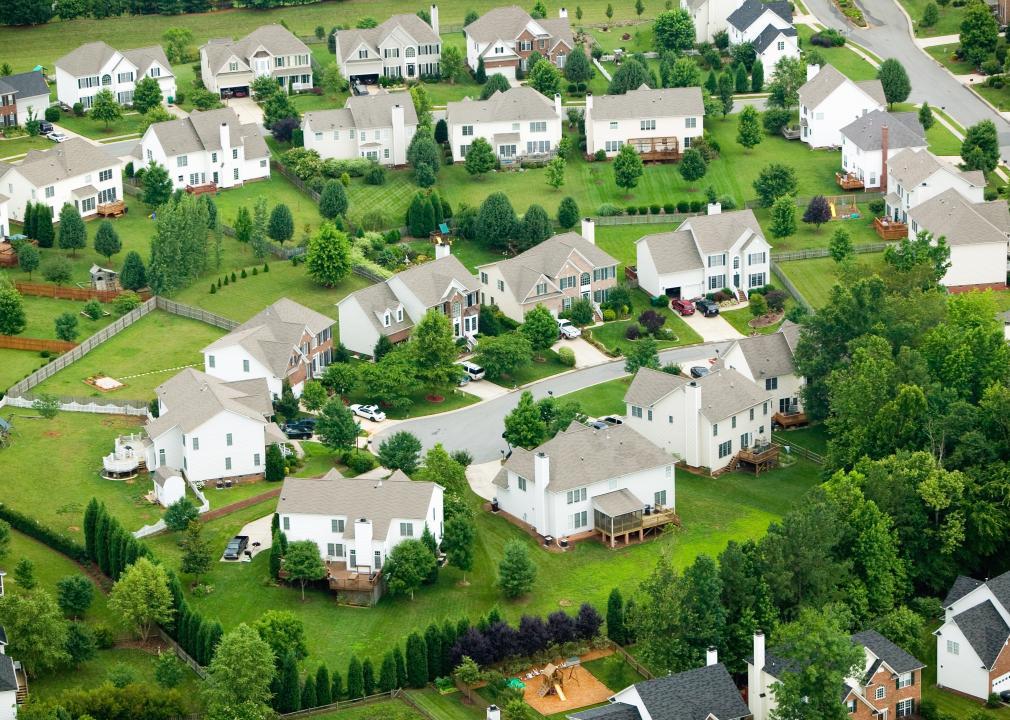North Carolina homes