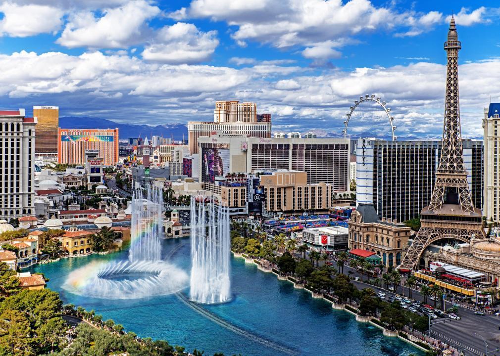 Downtown Las Vegas, Historic Strip