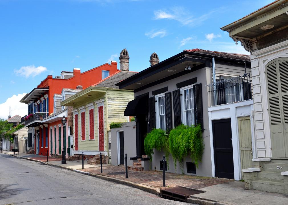 Louisiana homes