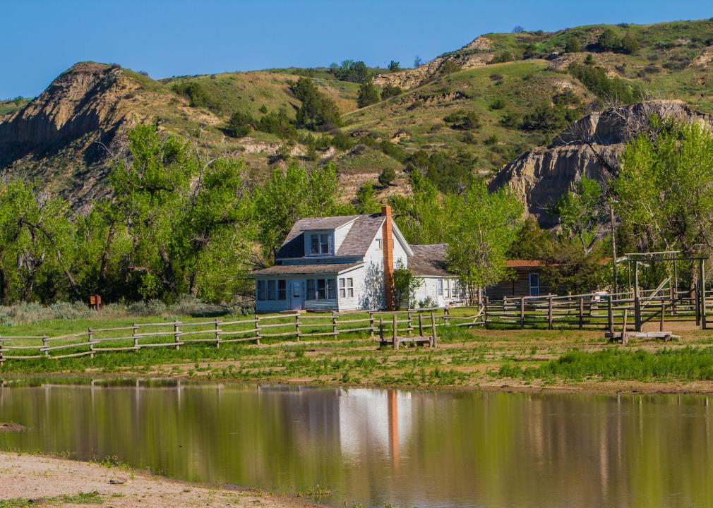 North Dakota home