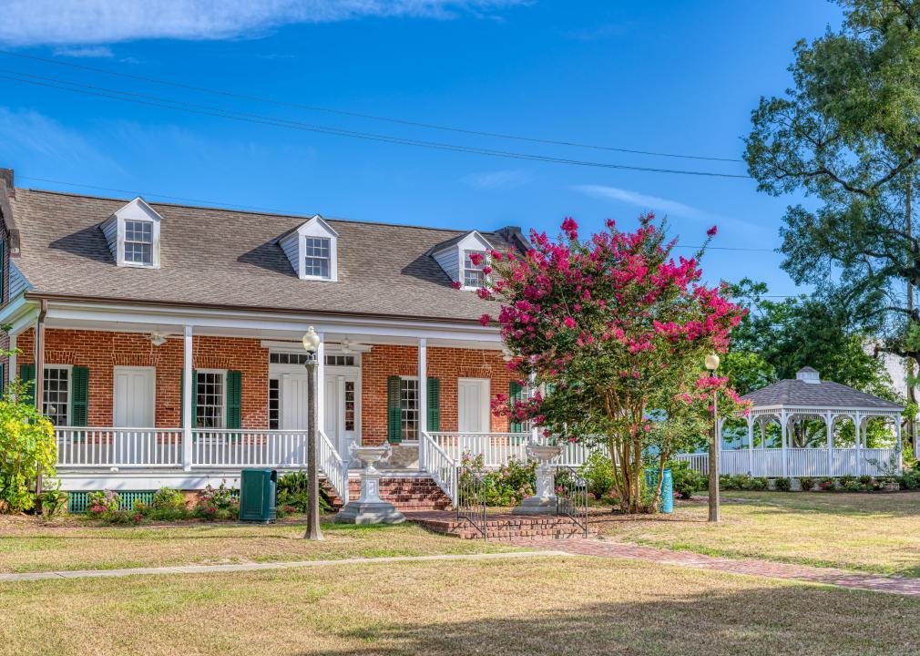Mississippi homes