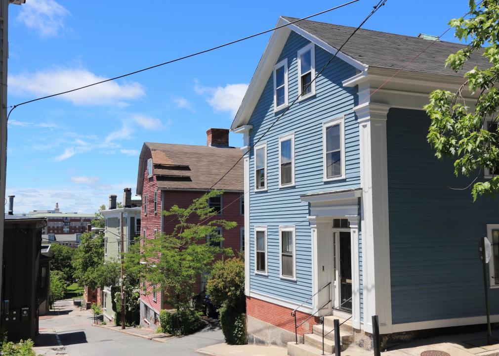 Rhode Island homes