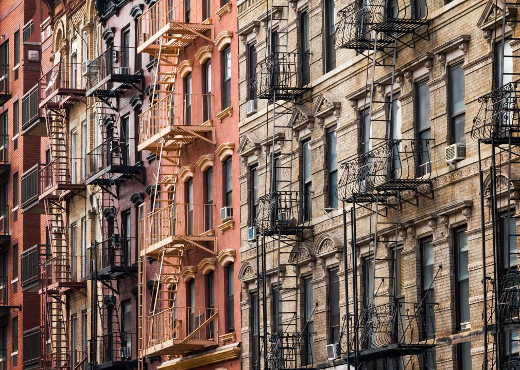 New York homes