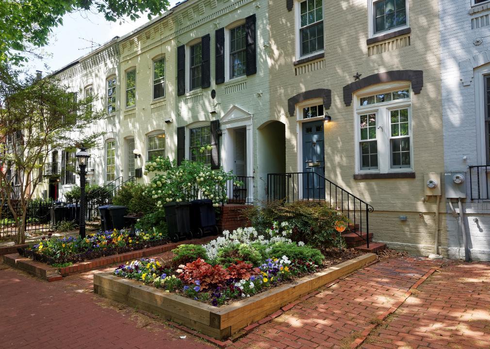 Washington DC homes