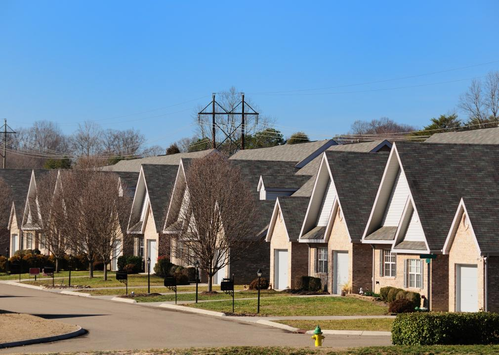 Tennessee homes