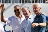 Youngest and oldest presidents in US history