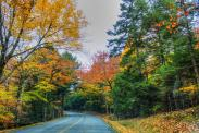 The top small towns for taking in the fall foliage