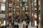 Biggest city for holiday shopping in every state