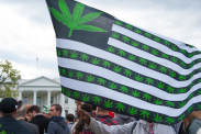America's most and least marijuana-friendly states