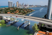 Richest and poorest places in Miami
