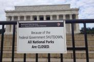 States most affected by government shutdowns