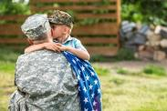 States with the most veterans