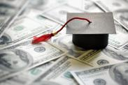 Big colleges where alumni struggle to pay their loans