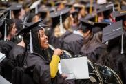 Most popular college major the year you graduated college