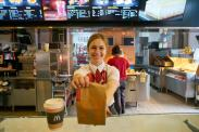 McDonald's menu items from abroad
