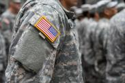 States sending the most young people to the military