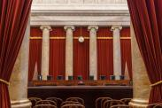 Influential Supreme Court decisions decided by one vote