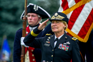 Women who broke barriers throughout military history
