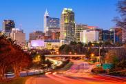 Best commutes in North Carolina