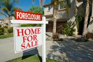 States with the most foreclosures