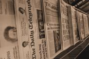 Major newspaper headlines from the year you were born