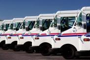 U.S. Postal Service by the numbers