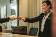 Hotel chains with the highest and lowest customer satisfaction