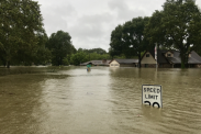 States with the highest risk of flooding
