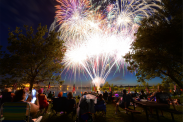 States spending the most on fireworks