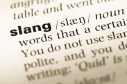 America's most common slang words, explained