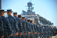 U.S. Navy history from the year you were born