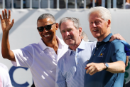 Youngest and oldest presidents in U.S. history