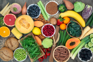 40 most nutritious fruits and vegetables, according to experts