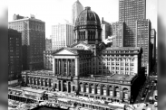 Iconic buildings that were demolished
