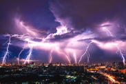 Why does lightning strike? And answers to 50 other weather questions