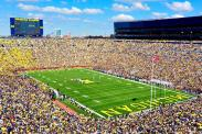 50 largest college football stadiums